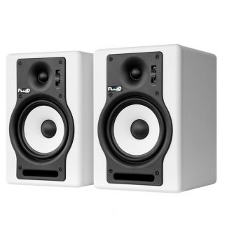 Fluid-Audio-F5-5-white